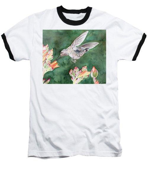 Saki's Visit Baseball T-Shirt