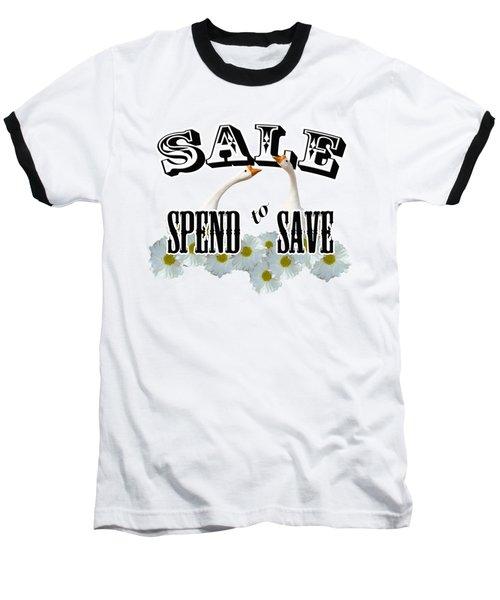 Sale Baseball T-Shirt by Phyllis Denton