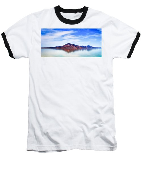 Salt Lake Mountain Baseball T-Shirt