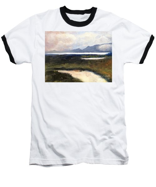 Salton Sea Baseball T-Shirt