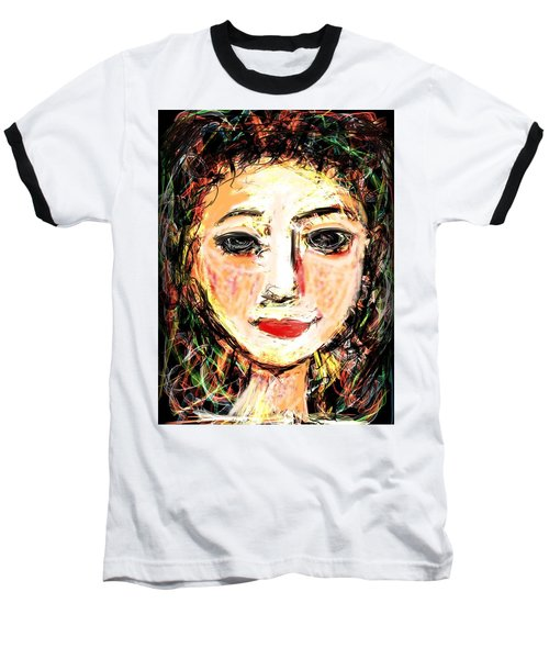 Samantha Baseball T-Shirt
