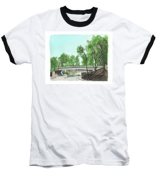 San Diego Recruit Depot Welcome Baseball T-Shirt