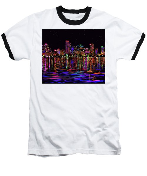 San Diego Stars Baseball T-Shirt