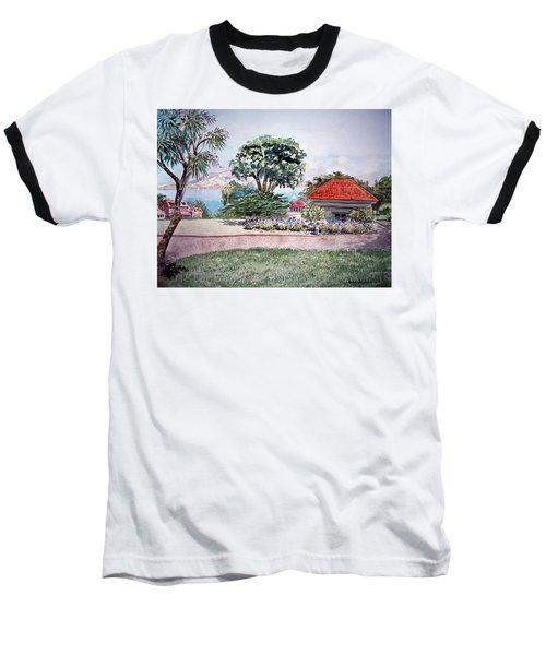 San Francisco Park Presidio Baseball T-Shirt
