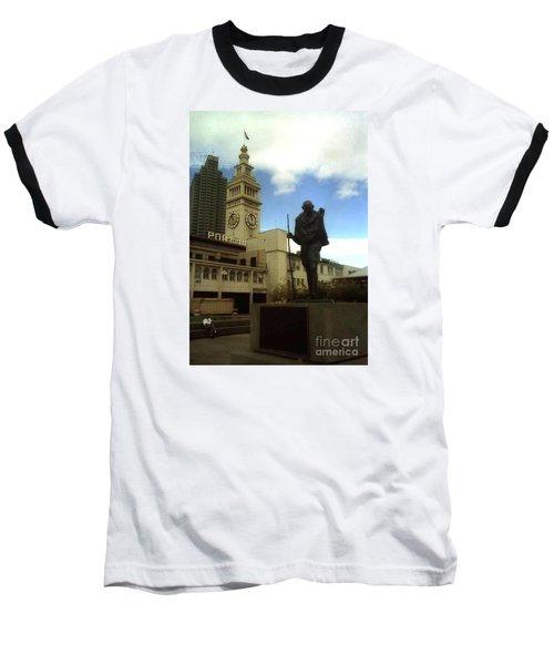 San Francisco Port Baseball T-Shirt