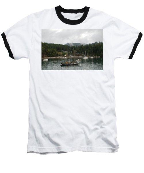 San Juan - Orcas Island  Baseball T-Shirt