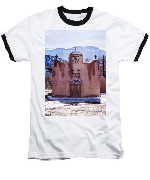 San Juan De Los Logos Baseball T-Shirt