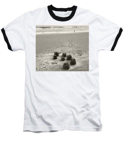 Sand Fun Baseball T-Shirt