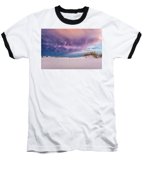 Sand Storm Baseball T-Shirt
