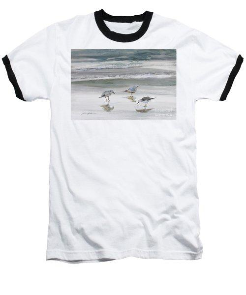Sandpipers Baseball T-Shirt