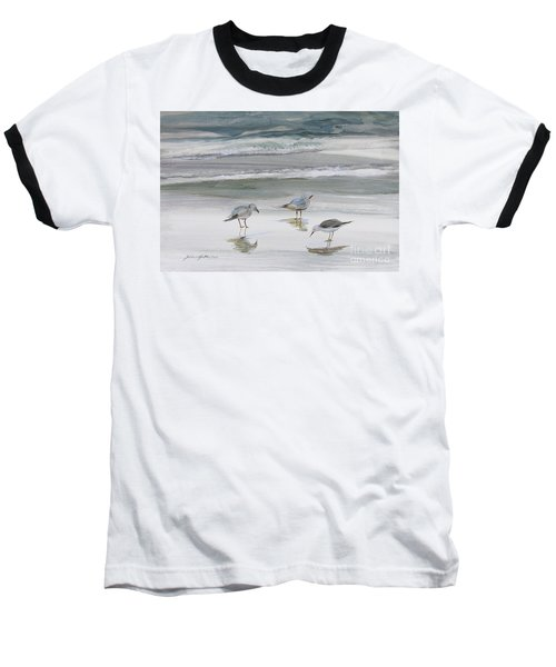 Sandpipers Baseball T-Shirt