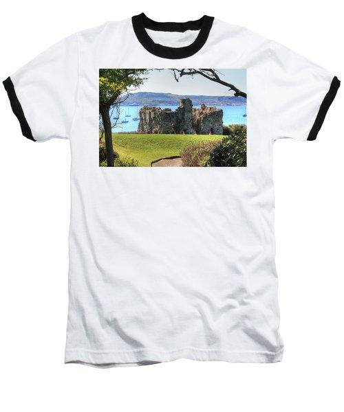 Sandsfoot Castle With Portland Baseball T-Shirt