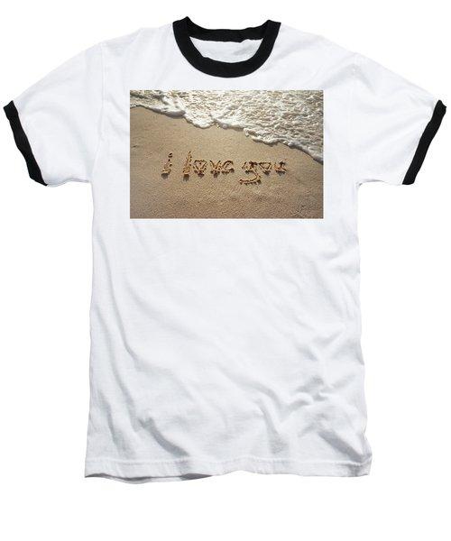 Sandskrit Baseball T-Shirt