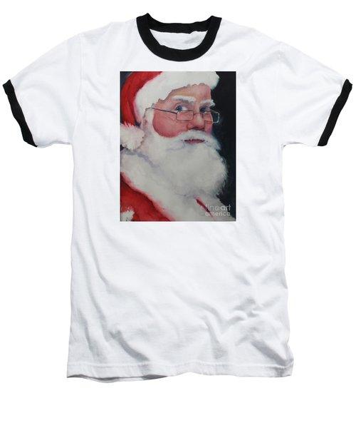 Santa 2016 Baseball T-Shirt