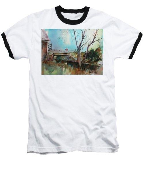 Sara's View Of The Jones River Baseball T-Shirt