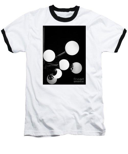 Satellite Moons Baseball T-Shirt