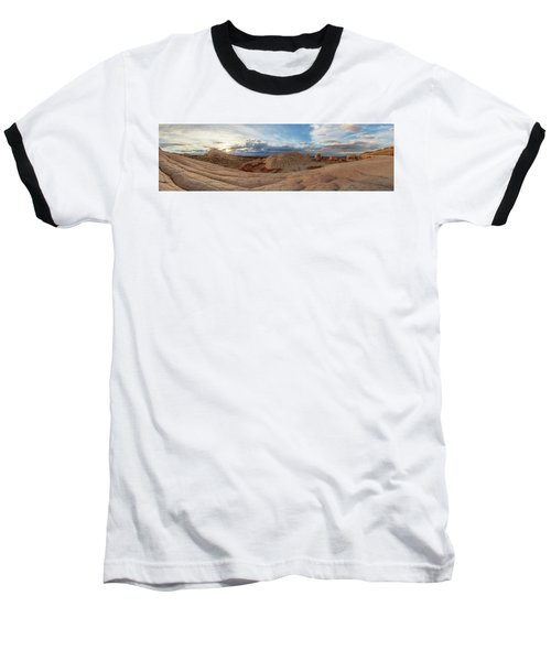 Baseball T-Shirt featuring the photograph Savor The Solitude by Dustin LeFevre