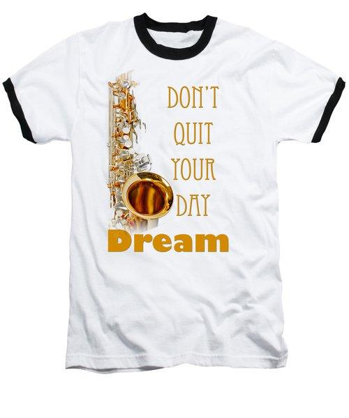 Saxophone Fine Art Photographs Art Prints 5019.02 Baseball T-Shirt