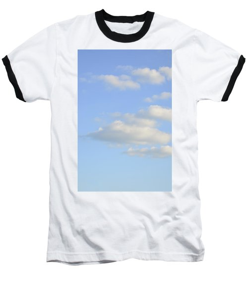 Say Vertical Baseball T-Shirt