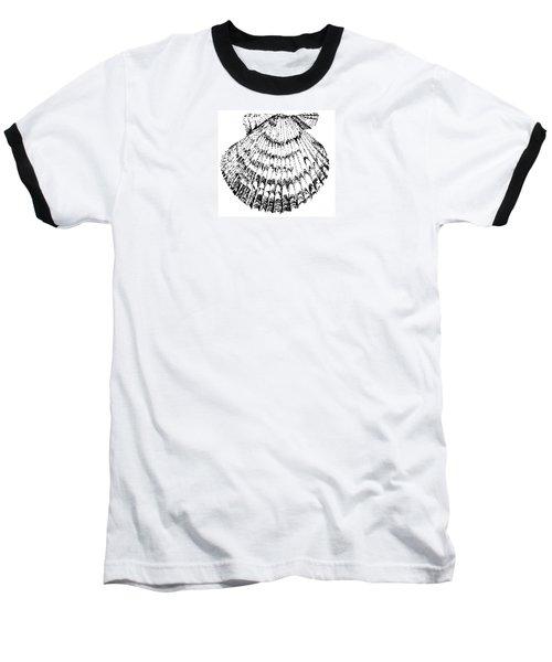 Scallop Baseball T-Shirt