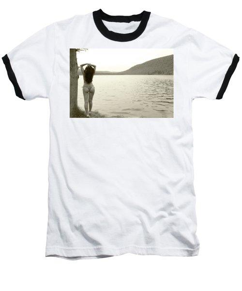 Scenery Baseball T-Shirt
