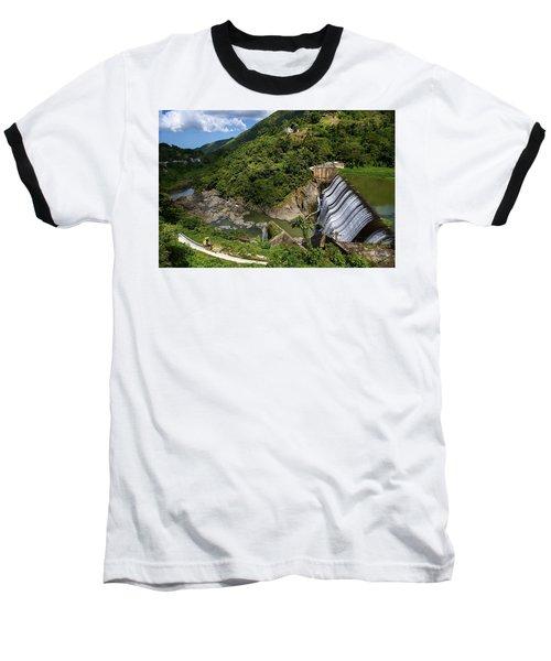 Scenic Puerto Rico  Baseball T-Shirt