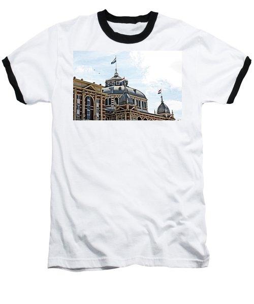 Scheveningen Kurhaus Baseball T-Shirt