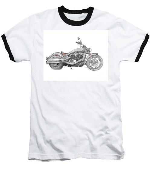 Scout 2015 Baseball T-Shirt