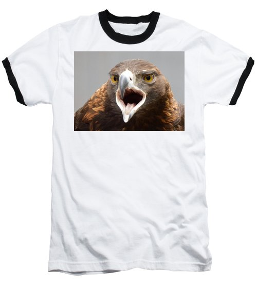 Screaming Eagle Baseball T-Shirt