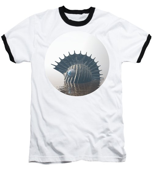 Sea Monsters Baseball T-Shirt