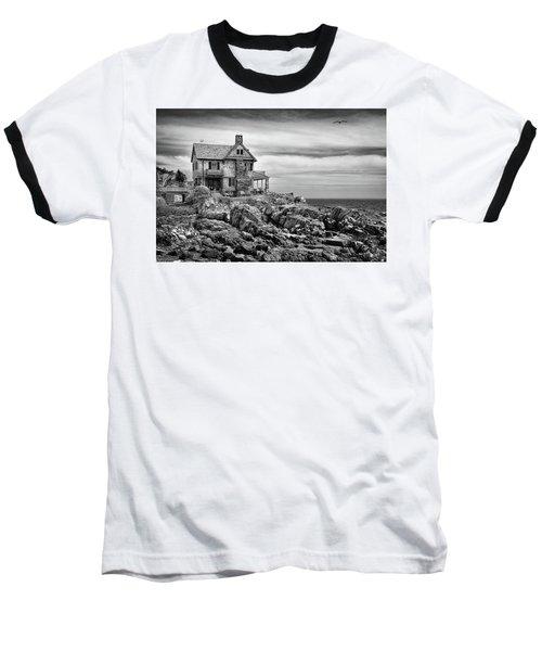 Sea Overlook Baseball T-Shirt