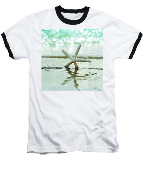Sea Star Baseball T-Shirt