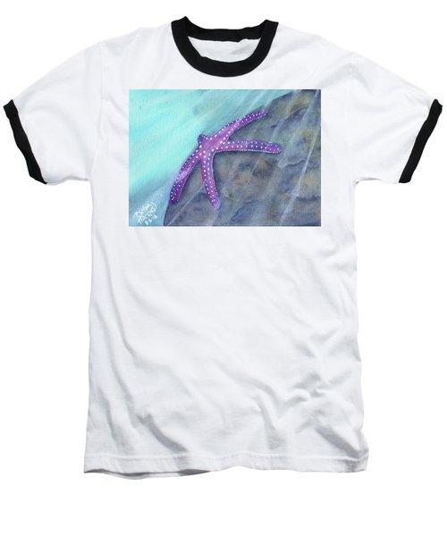 Sea Star Rays Baseball T-Shirt
