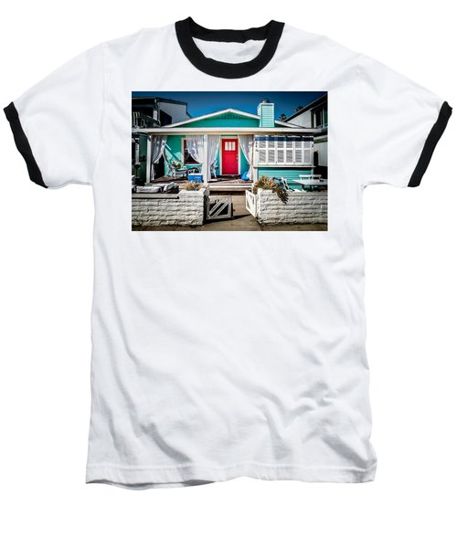 Seafoam Shanty Baseball T-Shirt