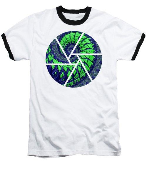 Seahawks Spiral Baseball T-Shirt
