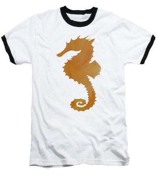 Seahorse Baseball T-Shirt