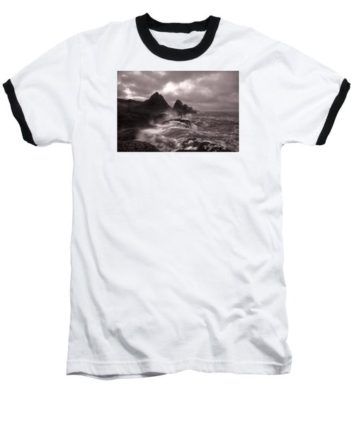 Seal Rock Thunder Baseball T-Shirt