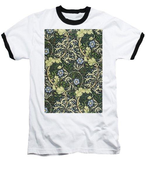 Seaweed Baseball T-Shirt