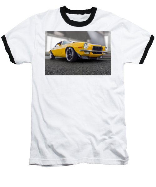 Second Gen Camaro Baseball T-Shirt