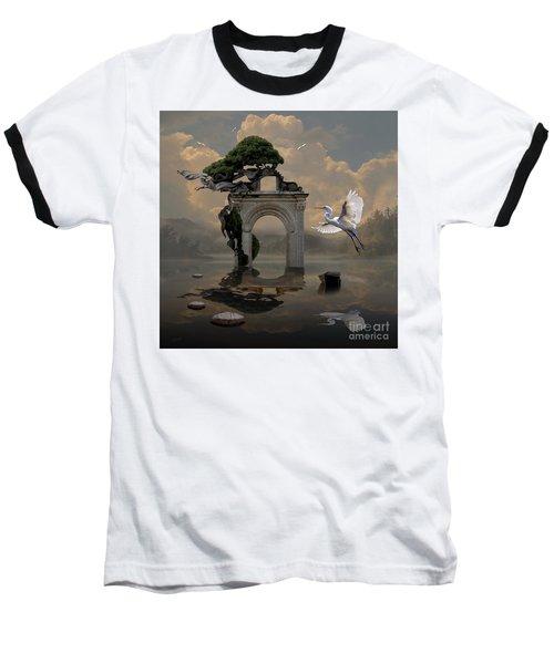 Secret Gate Baseball T-Shirt