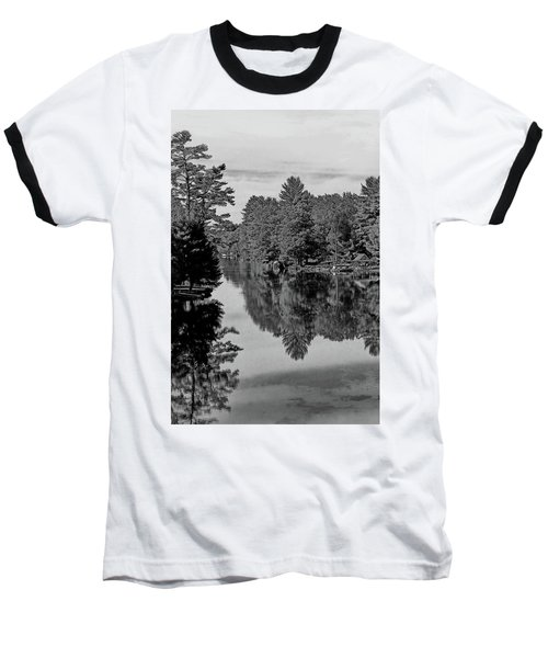 Secret Hideaway Baseball T-Shirt