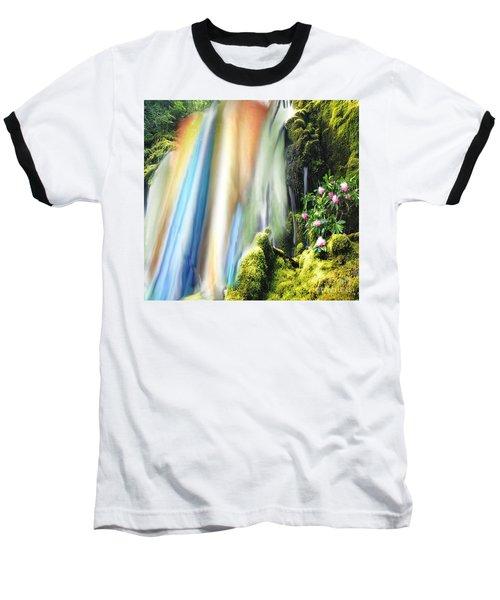 Secret Waterfall Of Life Baseball T-Shirt