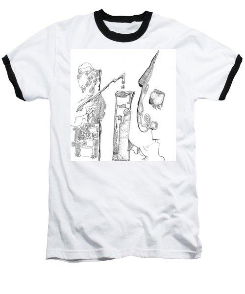 Secrets Of The Engineers Baseball T-Shirt