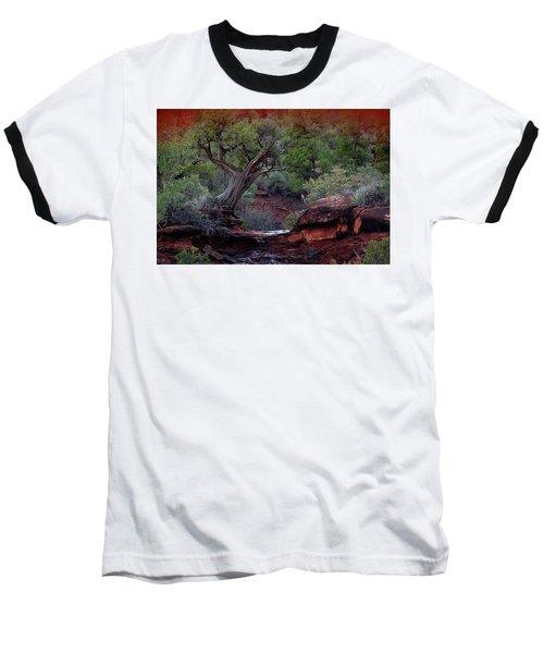 Sedona #1 Baseball T-Shirt