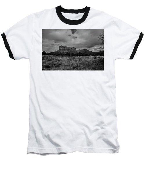 Sedona Red Rock Country Arizona Bnw 0177 Baseball T-Shirt