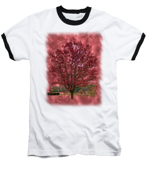 Seeing Red 2 Baseball T-Shirt