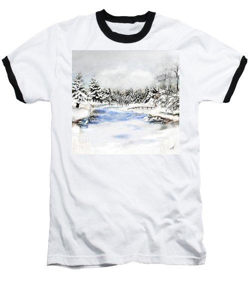 Seeley Montana Winter Baseball T-Shirt