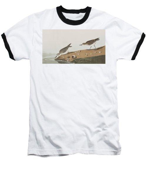 Semipalmated Sandpiper Baseball T-Shirt