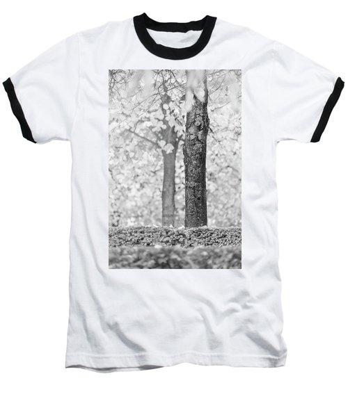 Separate Baseball T-Shirt by Hitendra SINKAR