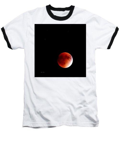 September Bloodmoon 2015 Baseball T-Shirt